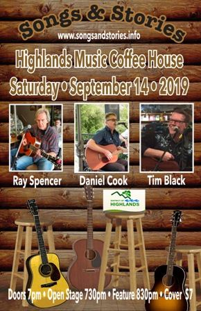 Highlands Coffee House Sept 14